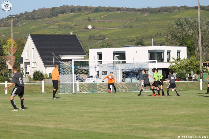 AS Andolsheim U15 Coupe Credit Mutuel Vs AS Vallee Noble 09102021 00019