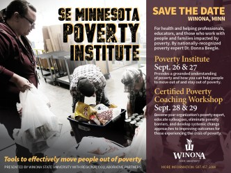 Poverty Institute Save the date v5