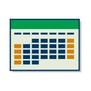 NED-calendar
