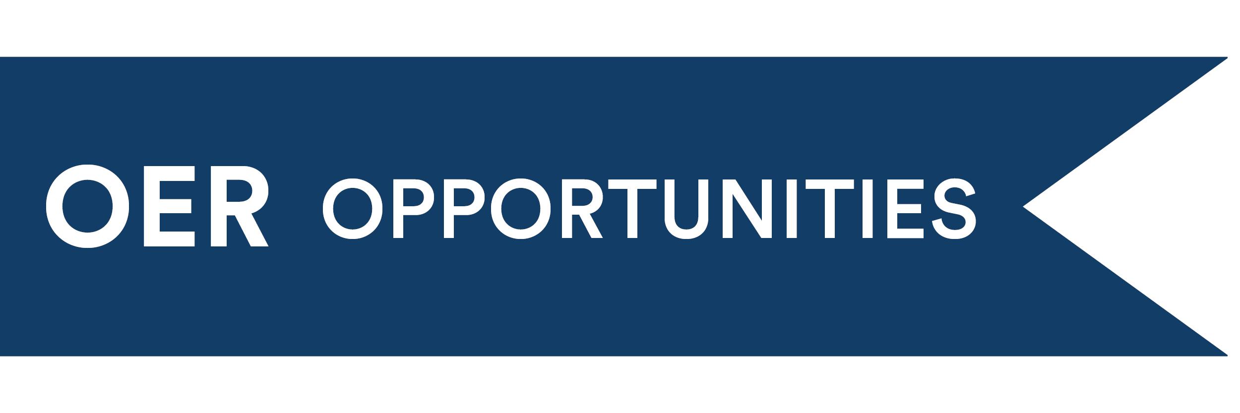 OER Opportunities