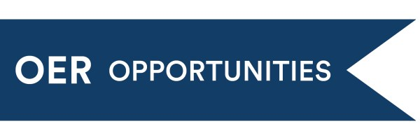 OER Opportunities