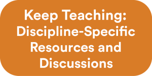 Team Site for Discipline-Specific Resources and Discussions