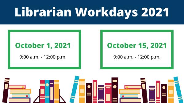 Librarian Workdays 2021