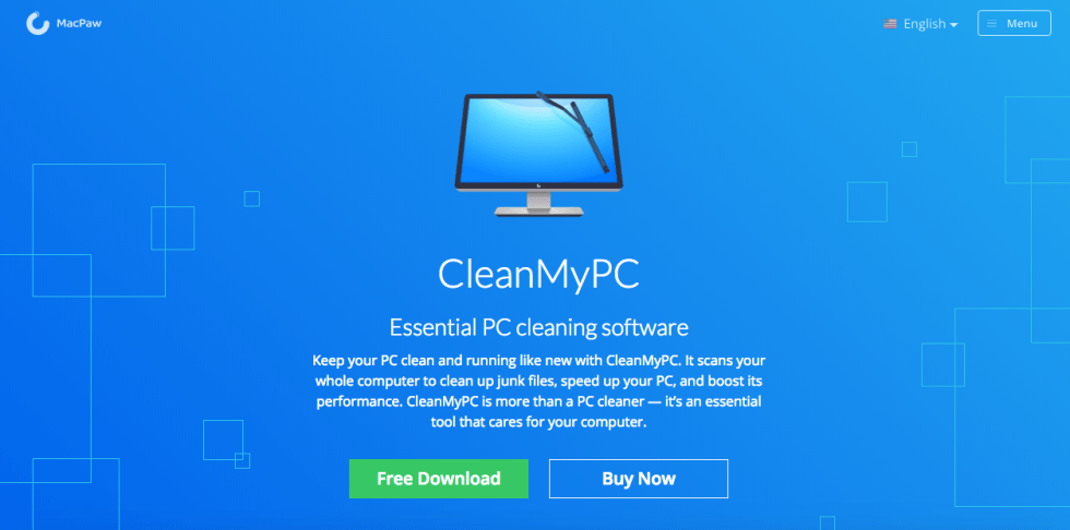 Clean My PC tool
