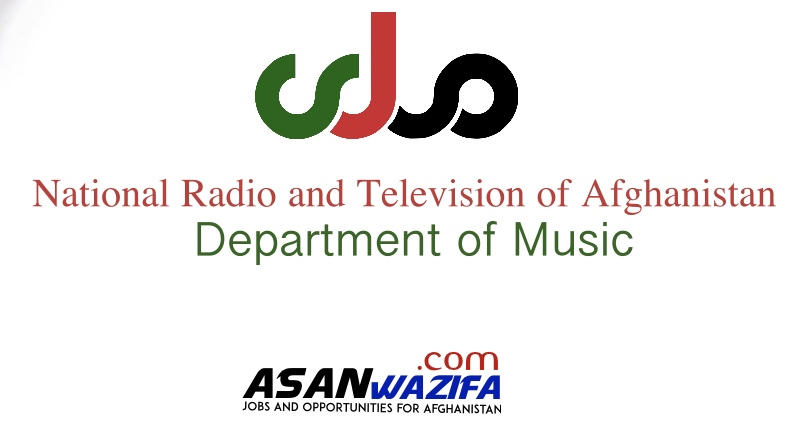Department of Music General Director of the National Radio and Television of Afghanistan
