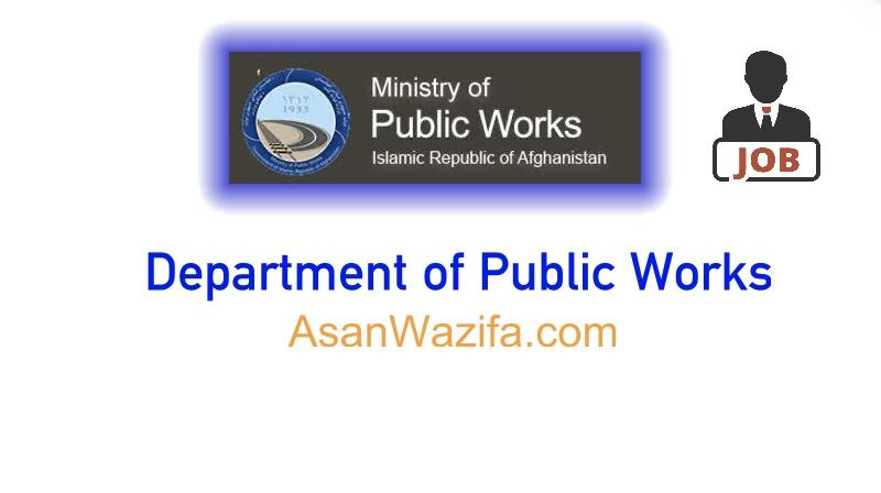 Department of Public Works Farah