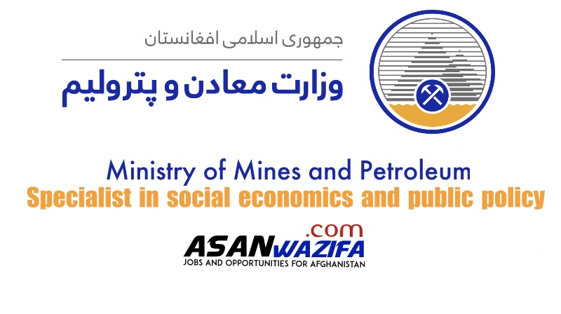 Specialist in social economics and public policy
