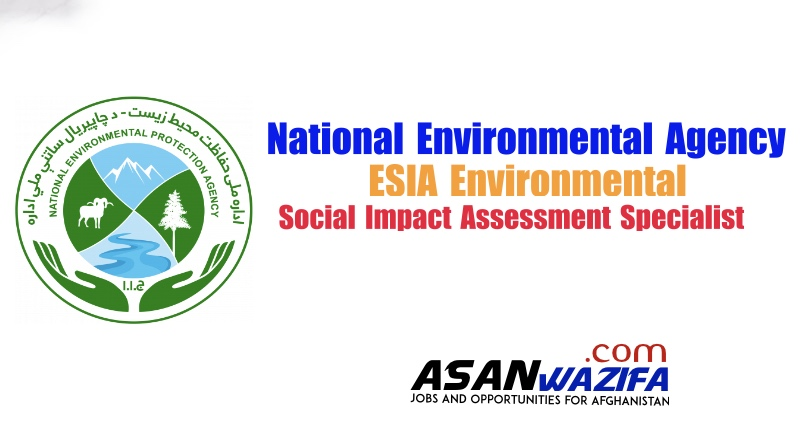 ESIA Environmental and Social Impact Assessment Specialist