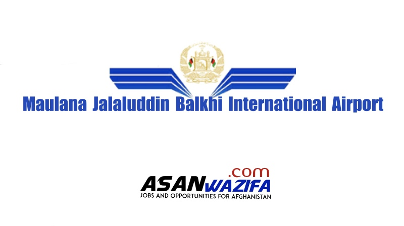 Head of Maulana Jalaluddin Balkhi International Airport