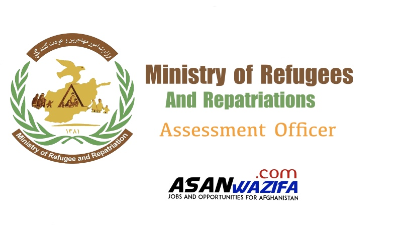 Ministry of Refugees and Repatriations ( Assessment Officer )