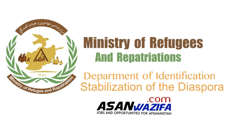 Ministry of Refugees and Repatriations ( Department of Identification and Stabilization of the Diaspora )