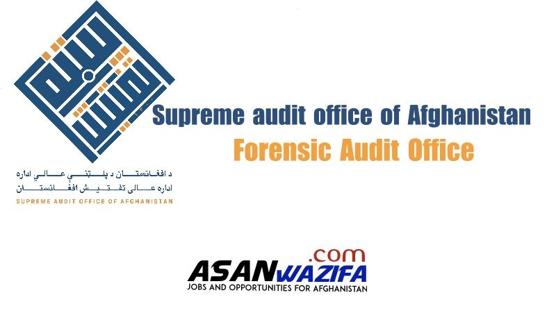 Supreme audit office of Afghanistan (Forensic Audit Office)