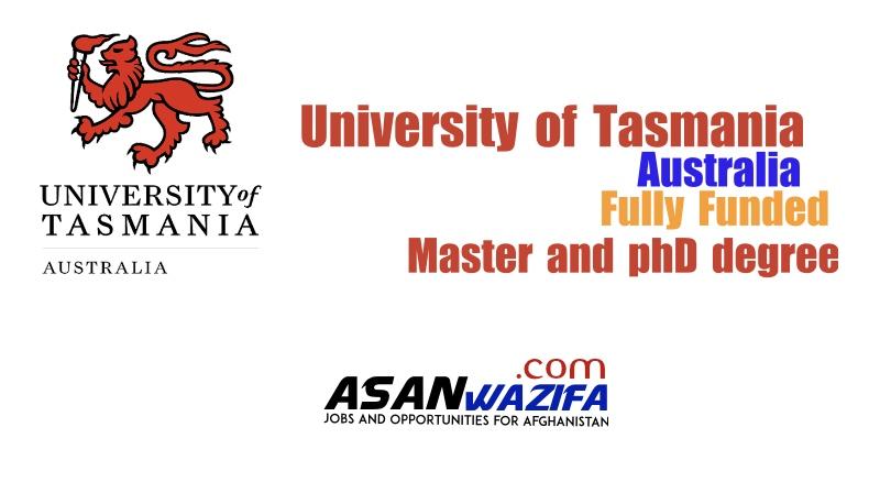 University of Tasmania Scholarships 2021 | Fully Funded