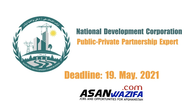 Public-Private Partnership Expert - Department of Business Cohesion and Development