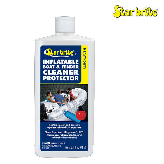 star brite inflatable boat cleaner 473 ml