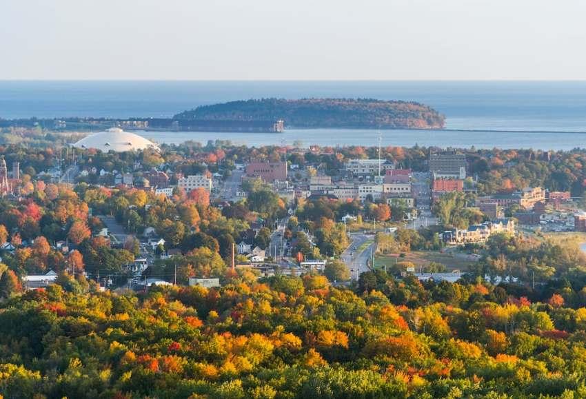 Marquette Michigan OFFICIAL