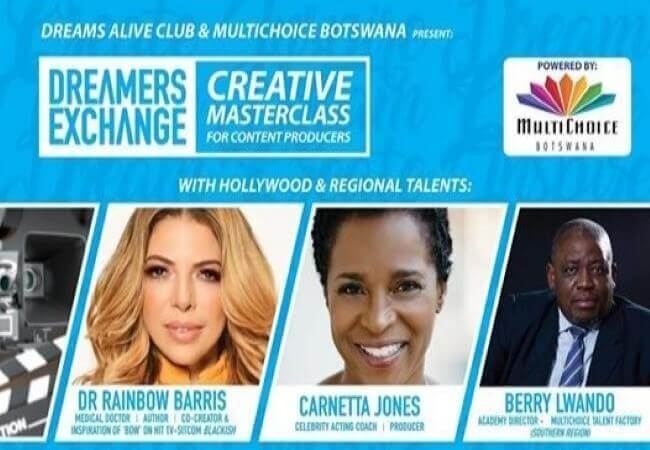 Hollywood Star Featuring in Gaborone's Dreamer Exchange Expo