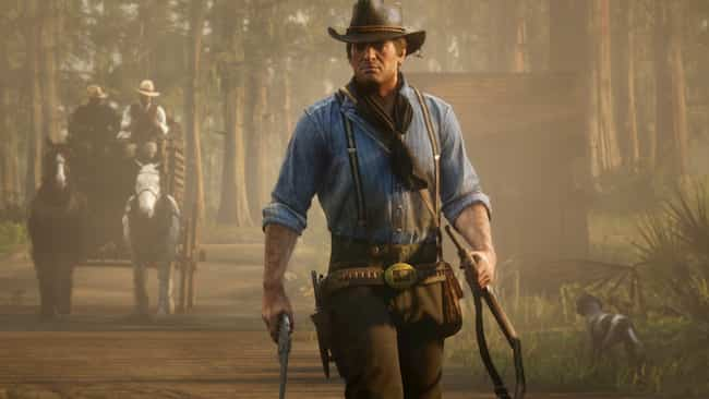 Red Dead Redemption 2: Bonus Release as Summer Update