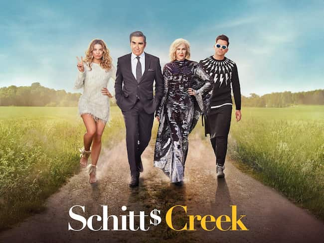 Image result for schitt's creek netflix
