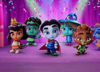 Super Monsters Season 3