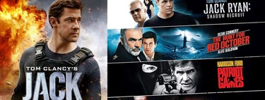 The hunt for the perfect Jack Ryan: a journey through the film and television adaptations of the hero created by Tom Clancy