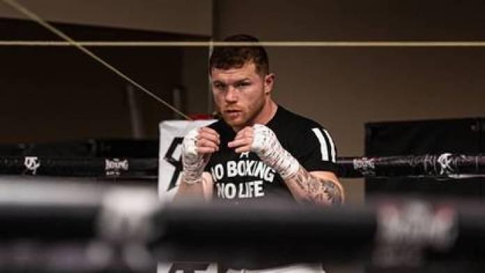 Canelo analyzes fighting behind closed doors (Photo: Instagram / canelo)
