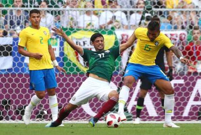 For Osorio, Carlos Vela is one of the best dribble footballers today (Photo: Reuters)