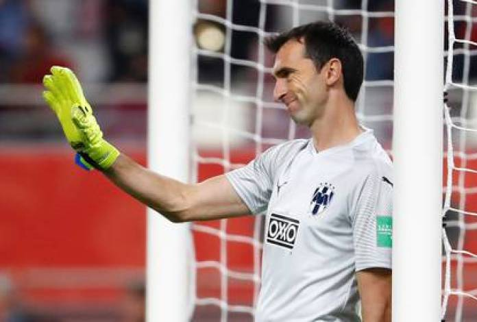 Barovero will not renew with Rayados de Monterrey and everything indicates that he will continue his career in the Third Division of Spanish football REUTERS / Kai Pfaffenbach
