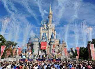 Disney World Reopen