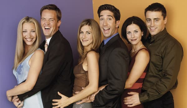 Friends Cast Reuniting