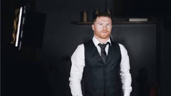 For four consecutive years, Álvarez appears on the traditional list Photo: Twitter @ Canelo)