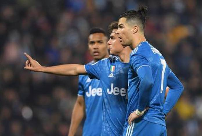 Paulo Dybala and Cristiano Ronaldo are the most important references for Juventus, which is going for its ninth consecutive title. Photo: REUTERS / Alberto Lingria