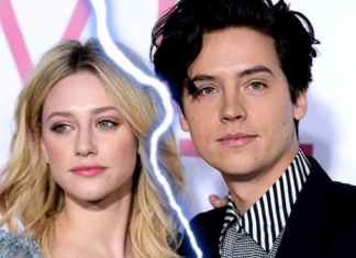 Lili Reinhart and Cole Sprouse's