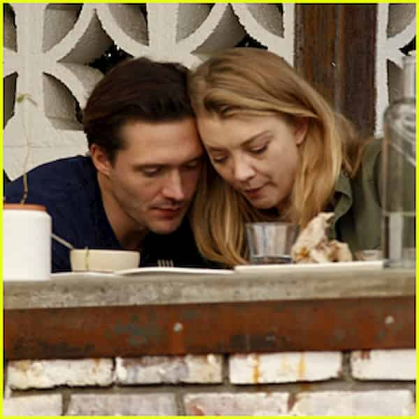 Natalie Dormer Strolling With Boyfriend David Oakes