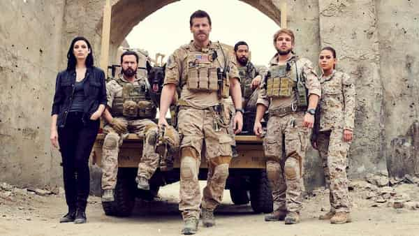 Seal Team Season 3