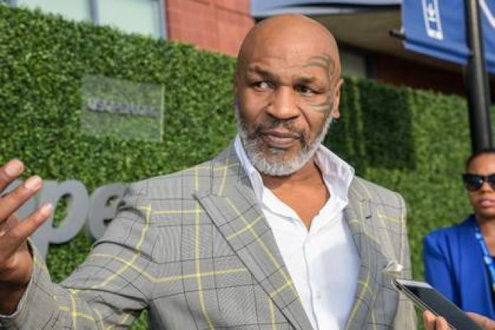 Tyson had three marriages in his life (Shutterstock)
