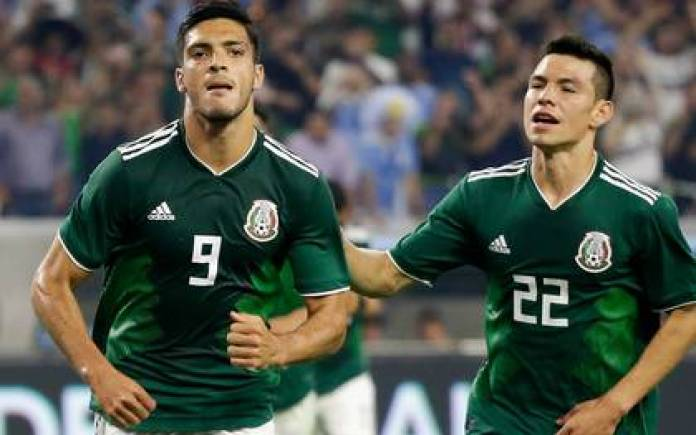 Before the COVID-19 pandemic, Mexico defeated Bermuda 2-1 in the Nations League (Photo: Cuartoscuro)