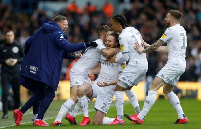 Leeds is the current leader of the Championship of England (Action Images / Ed Sykes)