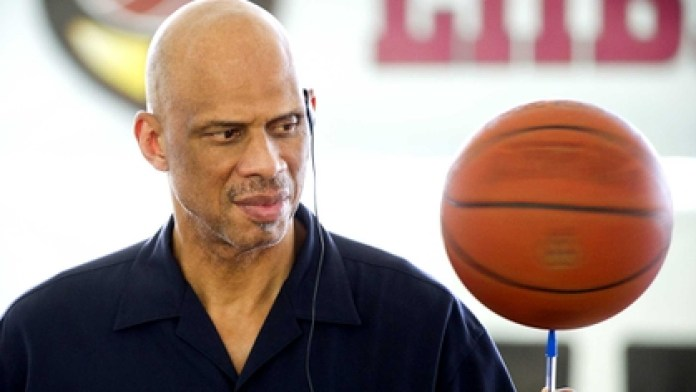 Kareem Abdul Jabbar wrote 14 books, several aimed at telling black stories (AP)