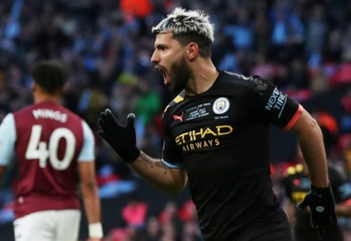Sergio Agüero is a Manchester City legend (Reuters / Lee Smith)