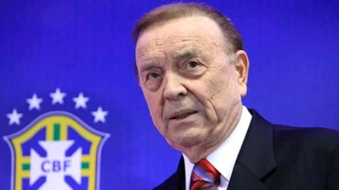 José María Marín, former head of the Brazilian Football Confederation