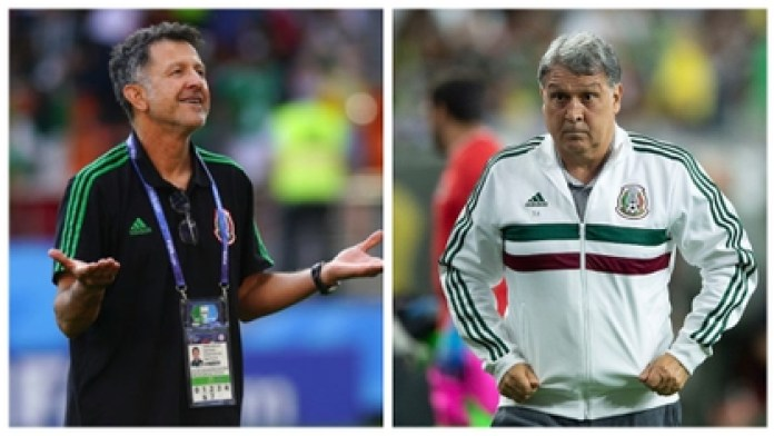 Osorio and Martino offered a talk before coaches from a school in Avellaneda, Argentina (Photo: Special) (Photo: Special)