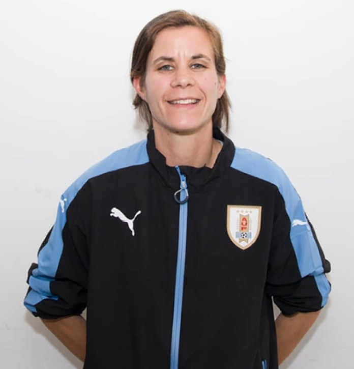 Previously, Stefanía was DT for female inferiors in Peñarol and Defensor Sporting (AUF)