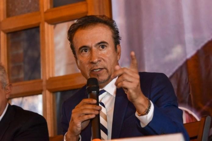 José Antonio Flores Fernández will not contest for the FMT presidency (Photo: Cristina Espinosa / Cuartoscuro)