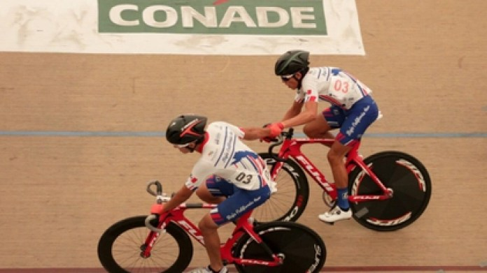 Track cycling will reincorporate in September, with all sanitary measures (Photo: Twitter / @CONADE)