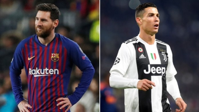 The media and people have made an eternal comparison between Lionel Messi and Cristiano Ronaldo (Photo: File)