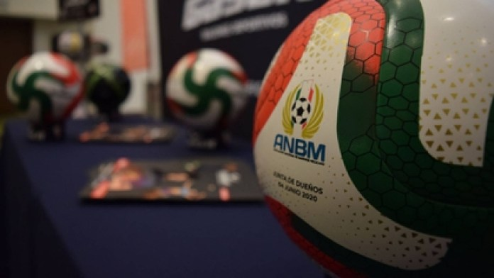 There is already an official ball, possible teams and a strategy against COVID-19 in the LBM (Photo: Mexican Football League / Courtesy)