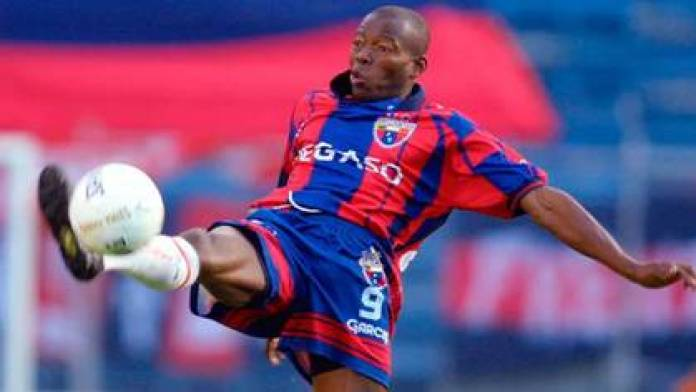 El Tino wore the Atlante shirt in 2001 (Photo: Special)