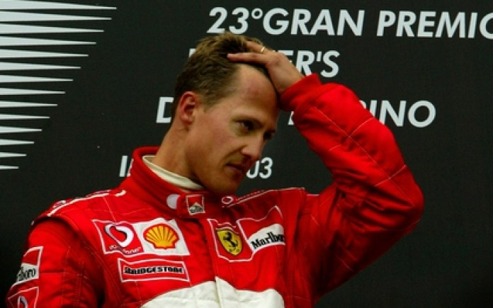 The Italian press reported that Michael Schumacher will return to the operating room (REUTERS)