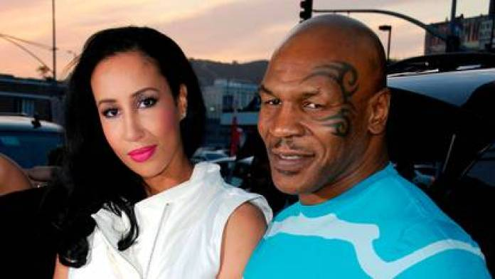 Lakiha Spicer has been the wife of Mike Tyson since 2009 (Shutterstock)